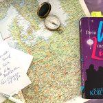 Buch - Dein Weg, meine Liebe von Alizée Korte - Mit Karte und Kompass