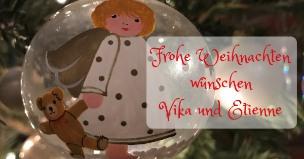 Weihnachtsgeschichte 2018 von Alizée Korte