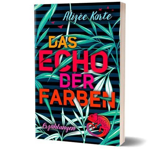 Buch - Das Echo der Farben von Alizée Korte
